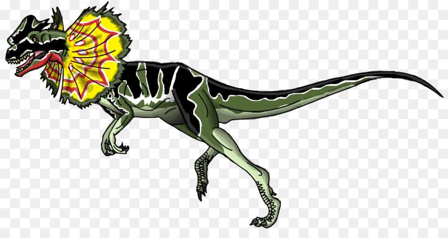 Dilophosaurus Velociraptor Tiranosaurio John Hammond Jurassic Park ...
