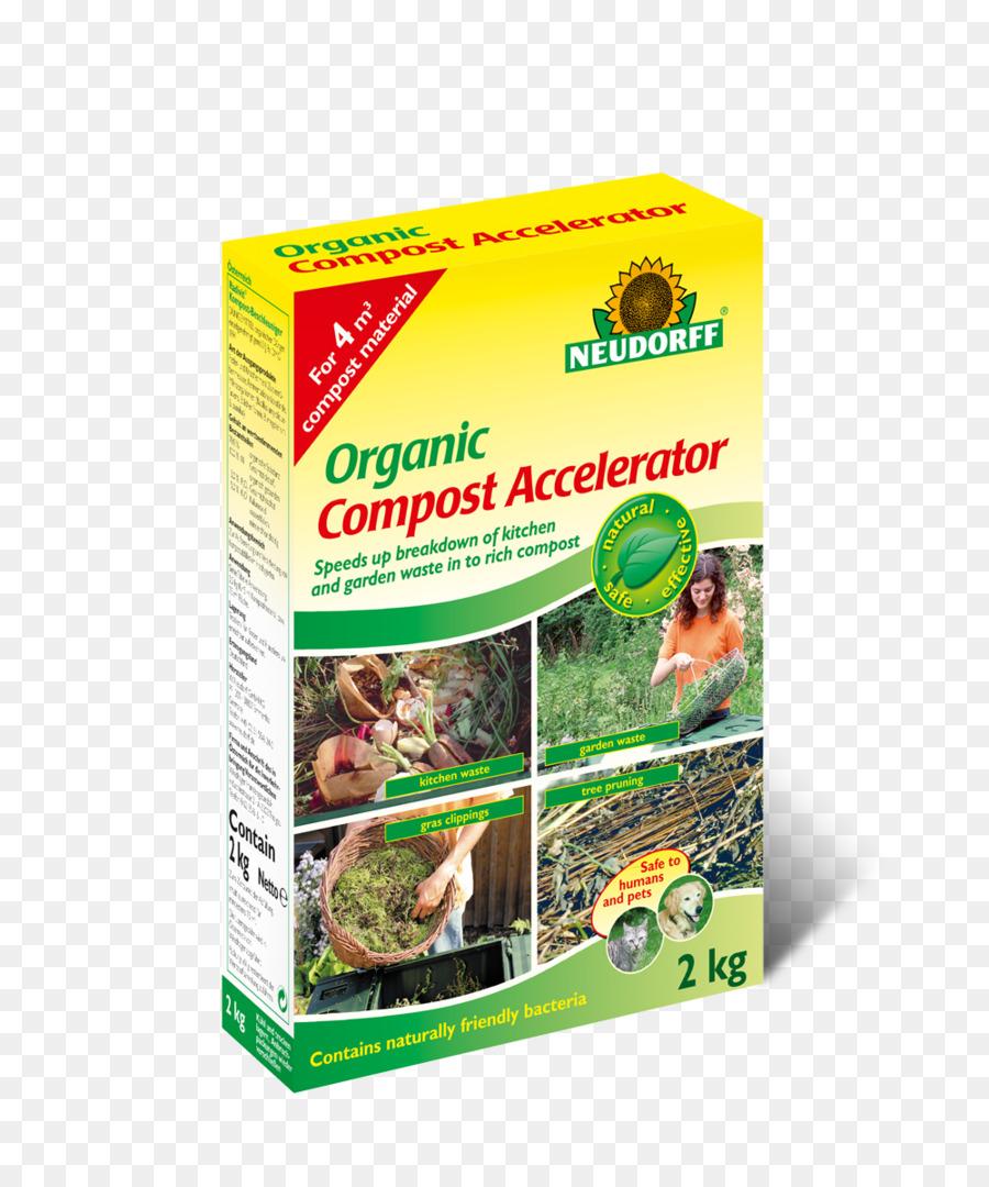 Makanan Organik Neudorff 2kg Kompos Accelerator Pupuk Taman