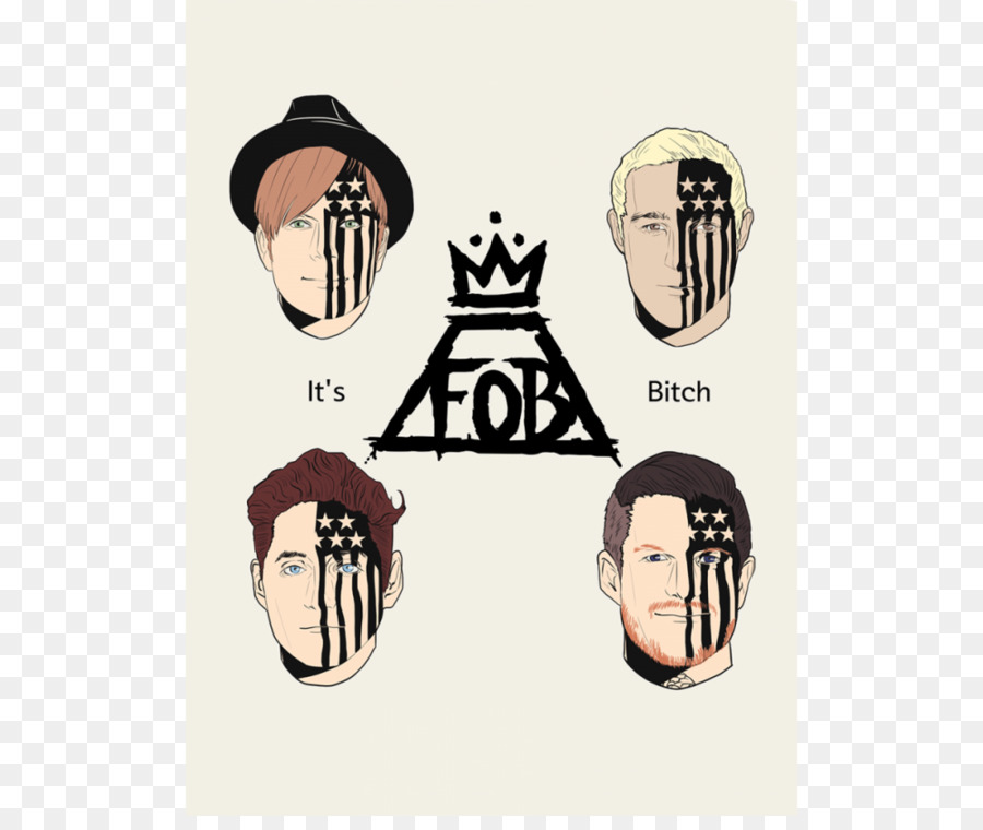 Fan Art Fall Out Boy Drawing Artist Fan Png Download 1000 830