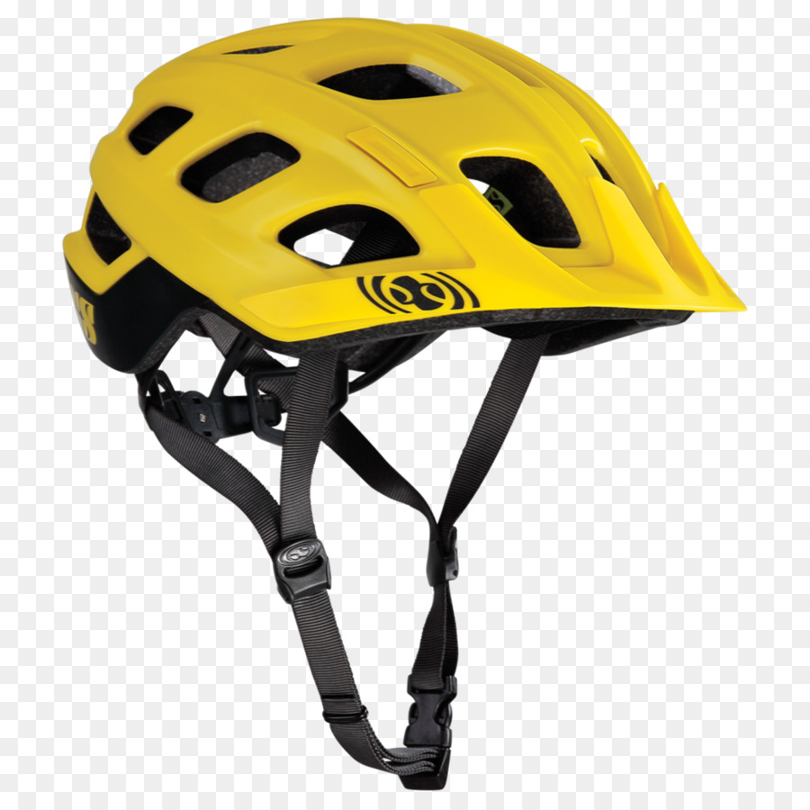 Ixs Trail Rs Evo Helmet Yellow png download - 1000*1000