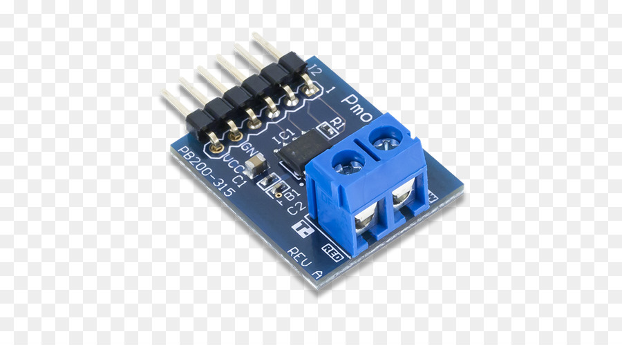 Pmod Interface Microcontroller png download - 500*500 - Free
