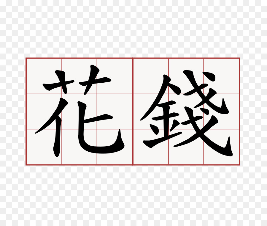 Chinese Characters Chinese Language Symbol Meaning Word Symbol Png