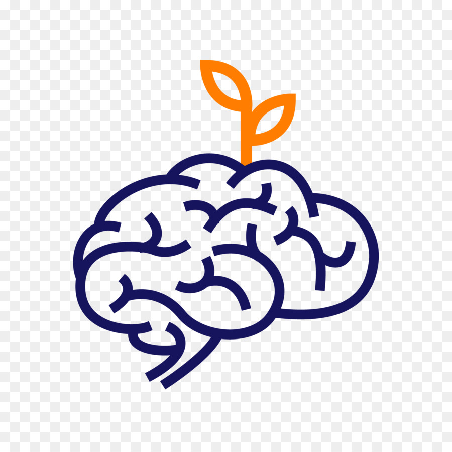 Coloring book Human brain Drawing Mind - Brain png download - 1667 ...