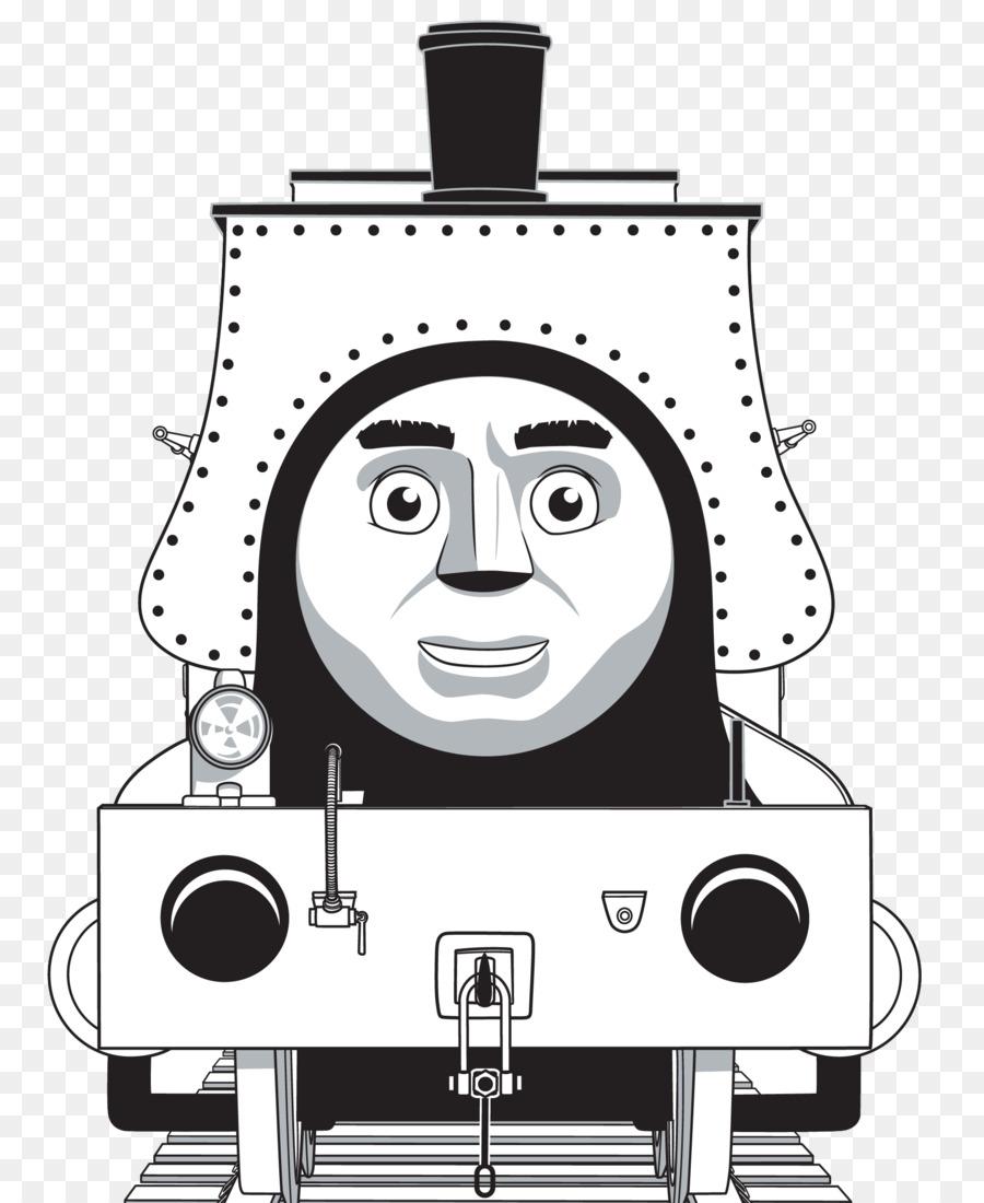Thomas & Friends PBS Kids Imagen para Colorear libro - tren ...