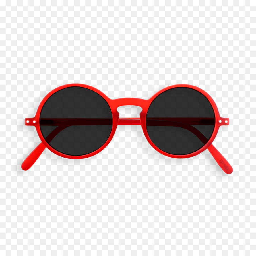 b29067e57 IZIPIZI Óculos de sol a Roupa Azul - óculos de sol - Transparente ...