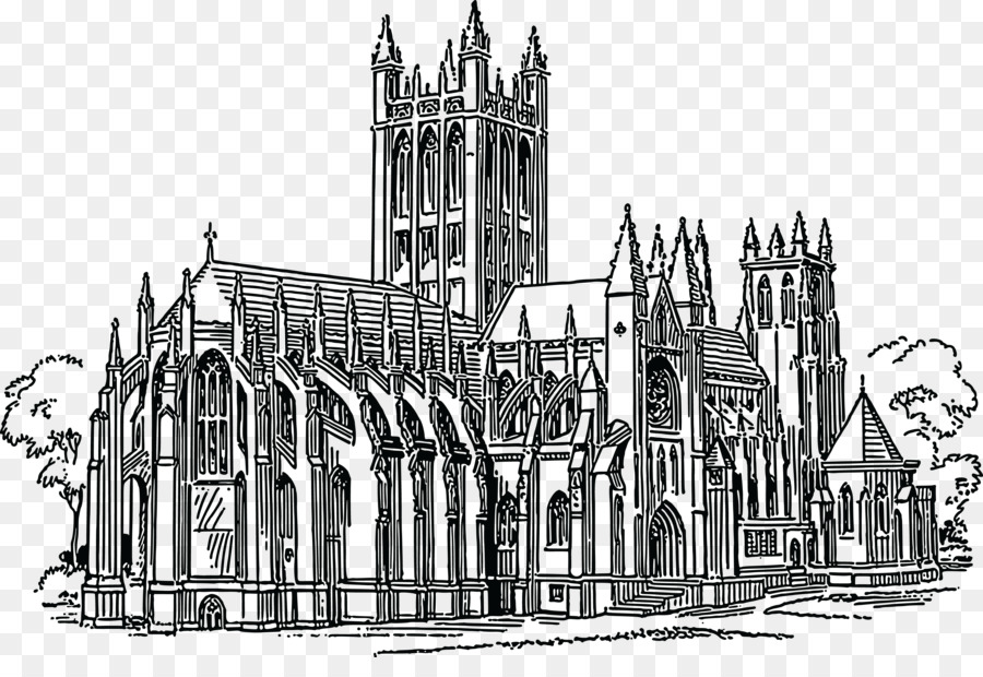 Clip Art Gothic Architecture Gothic Art Portable Network Graphics   Church