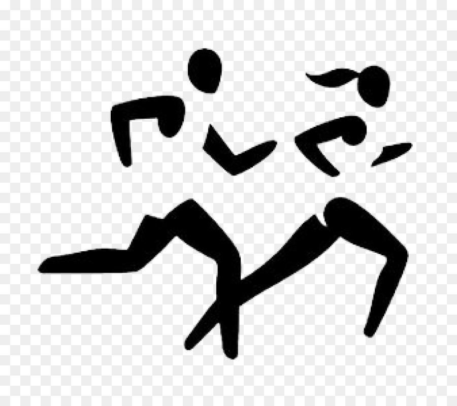 Clip Art Cross Country Running Openclipart Sports