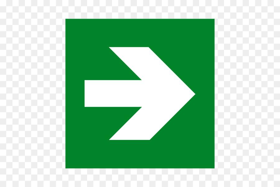 Exit Sign Fluchtweg Iso 7010 Emergency Exit Safe Production Png
