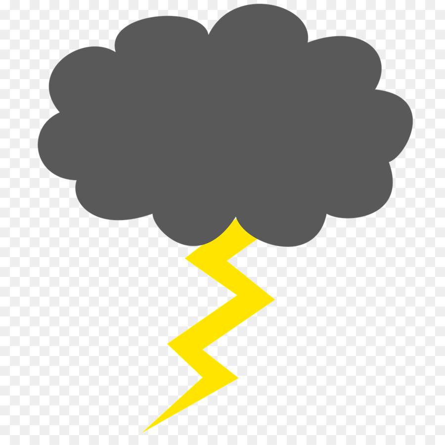Rain Cloud Clipart png download - 1280*1280 - Free
