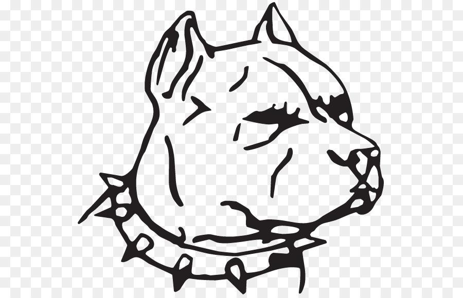 American Pit Bull Terrier Cachorro para Colorear libro - cachorro ...