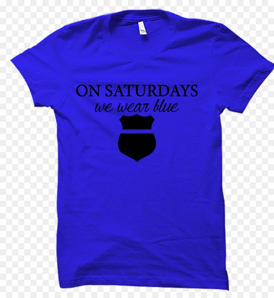 Printed T Shirt Sleeve Online Shopping Blue T Shirt Design Png