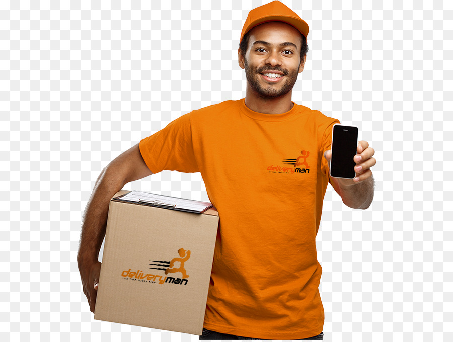 package delivery courier delivery man mail delivery man png