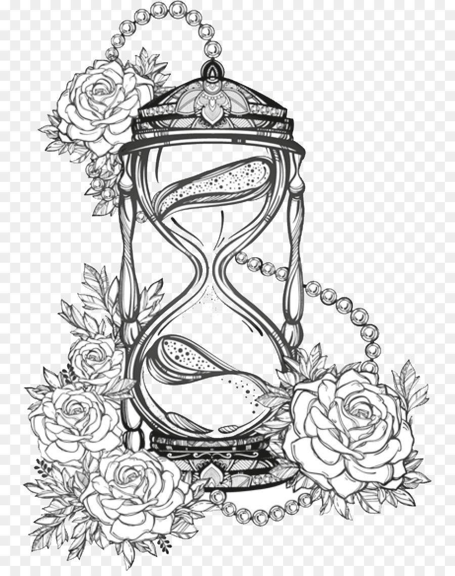 drawing hourglass sketch image line art hourglass download Hourglass Tattoo drawing hourglass sketch image line art hourglass