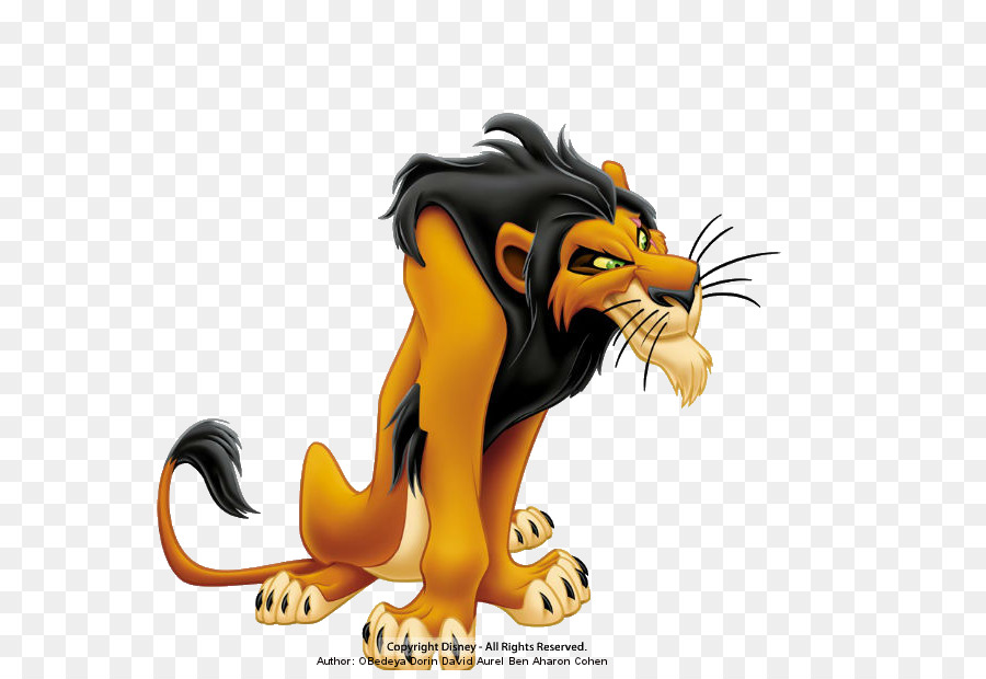 Scar The Disney Villain The Walt Disney Company Cattivi Disney