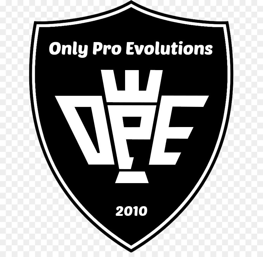Pro Evolution Soccer 2018 Logo Emblem Text Png