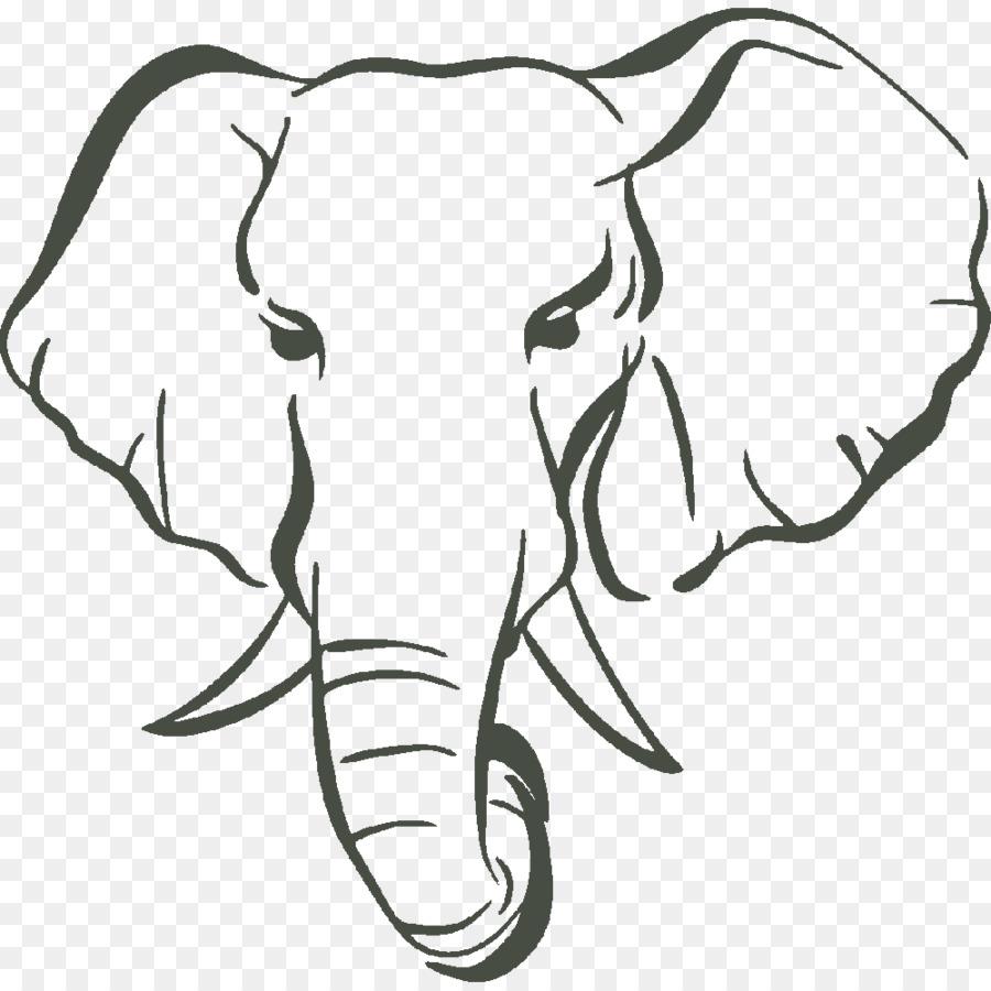 elefant zeichnen comic