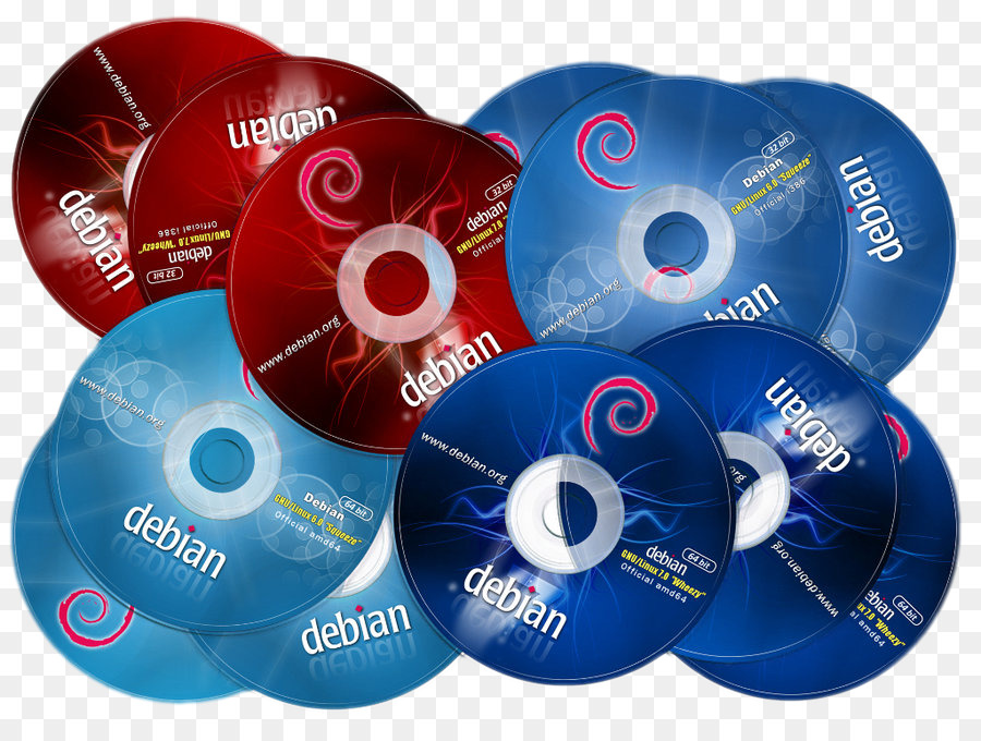 Debian Installation Linux Compact disc GNU Project - linux