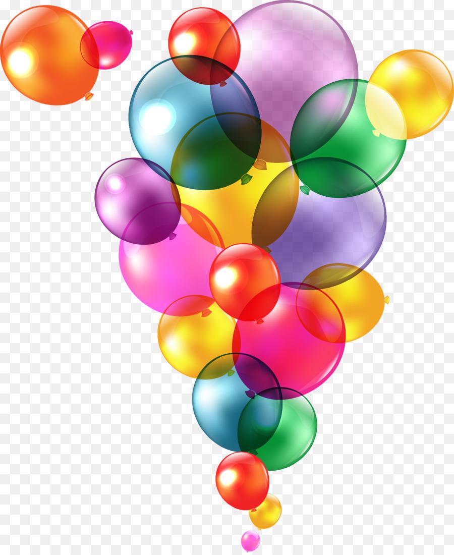 Birthday Balloon Portable Network Graphics Clip Art GIF