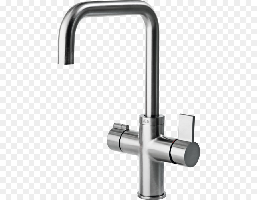 Faucet Handles & Controls Kitchen Sink Tap water - boiling water png ...