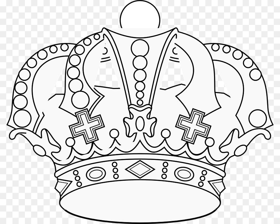 coroa clip arte livro de colorir rei de desenho coroa