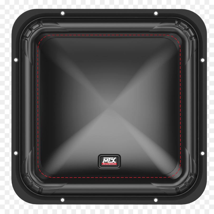 Mtx Audio Loudspeaker Subwoofer Voice Coil Vehicle Amplifier Amp Wiring Diagram Bass Volume