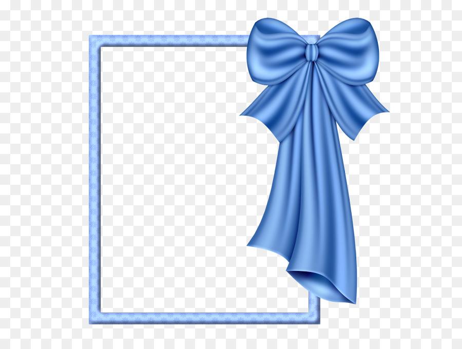 Arte de Clip de la Cinta de la Imagen de Marcos de cuadros Azul - la ...