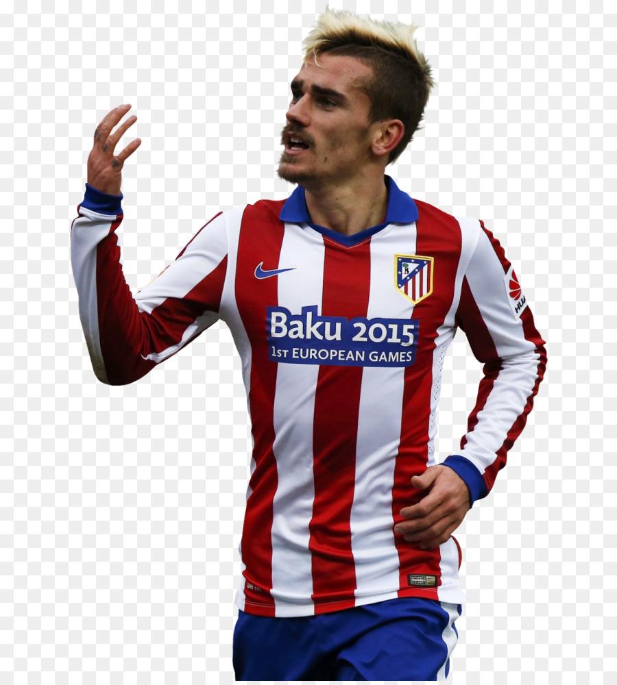 Antoine Griezmann Atlético de Madrid ec5dbe5bfd80d