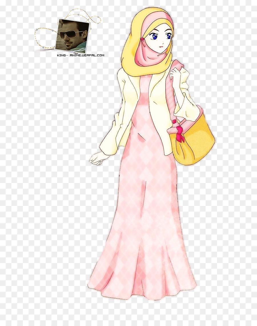84 Koleksi Gambar Kartun Animasi Hijab Terbaru