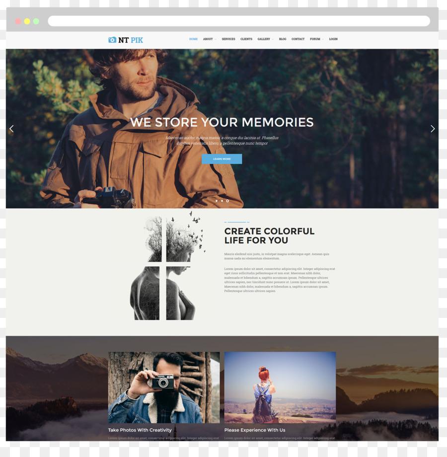 Sitio Web de WordPress Tema de desarrollo sistema de gestión de ...