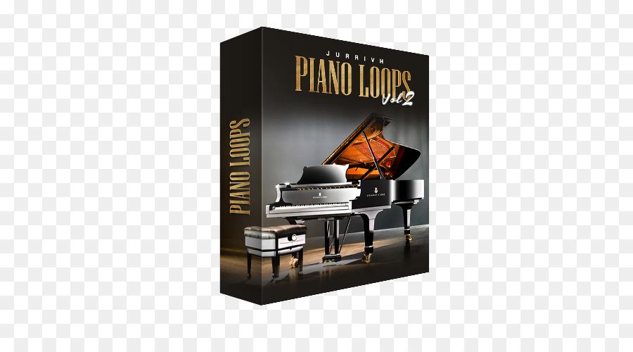 Upright piano Desktop Wallpaper Grand piano Loop - piano png