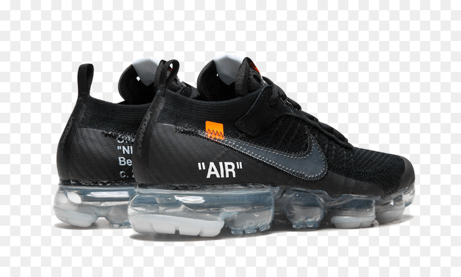 d06ed3530b2 Off-White The 10 Nike Vapormax Fk Shoes Black    Clear AA3831 002 Air  Jordan Nike Air Vapormax Fk X Off White Aa3831001 Us Size 10.5 - nike png  download ...