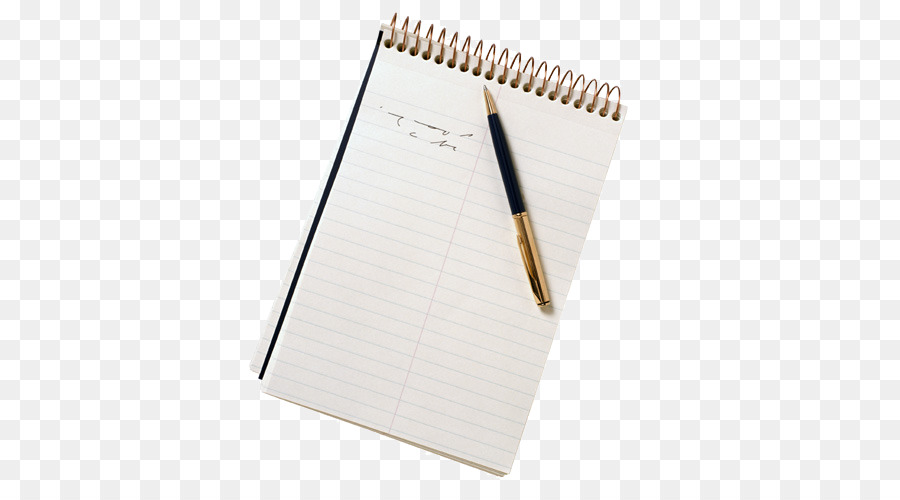 Paper Notebook png download - 500*500 - Free Transparent Paper png