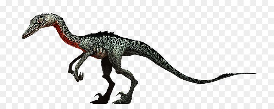 Jurassic Park: The Game Troodon Jurásico Evolución En El Mundo ...