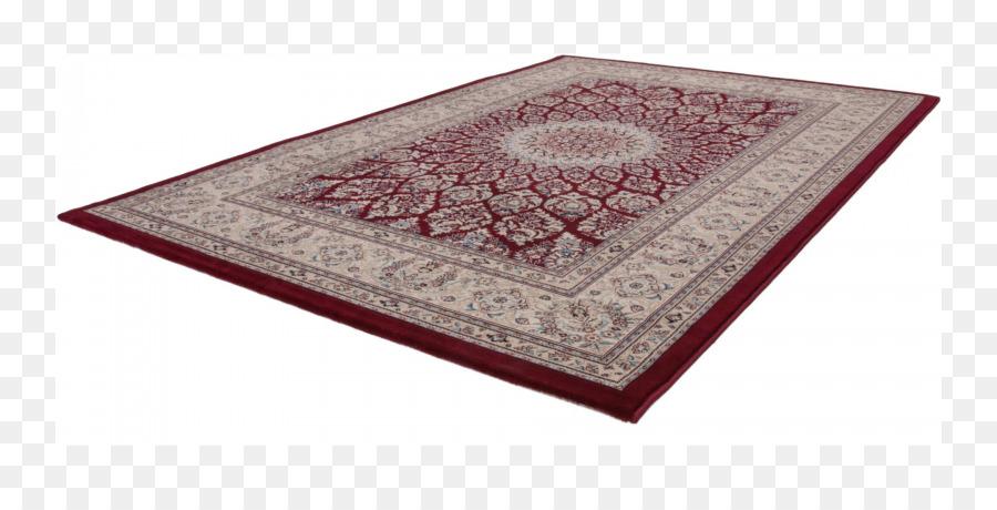 Persische Teppich Vloerkleed Casa Padrino Orient Teppich Barock Rot