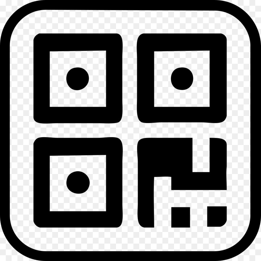 Qr Code Text png download - 980*980 - Free Transparent QR Code png