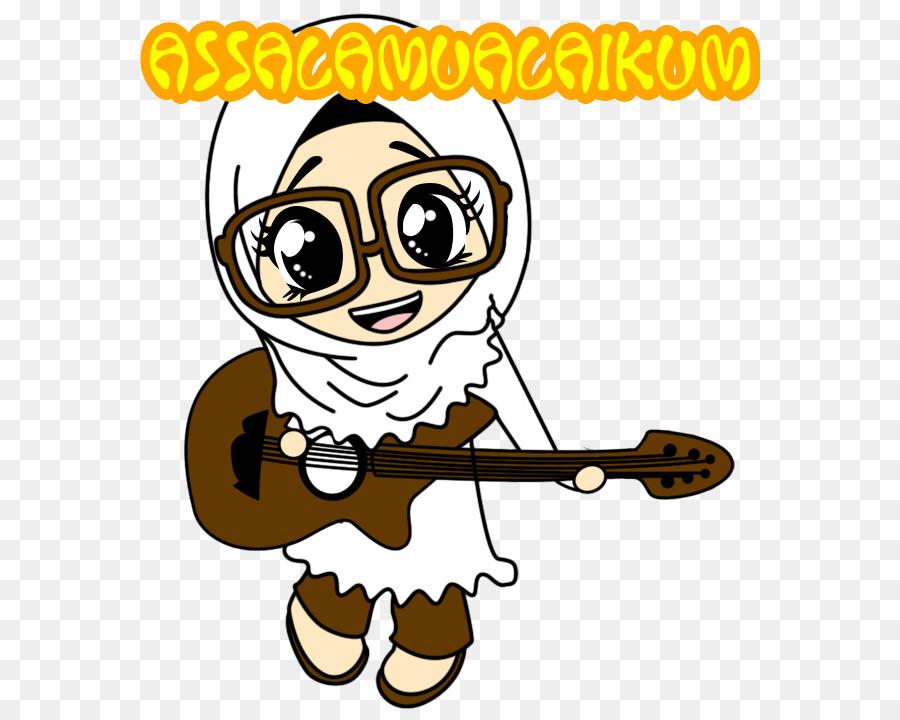 Muslim Cartoon Islam Image Drawing Islam Png Download 620720