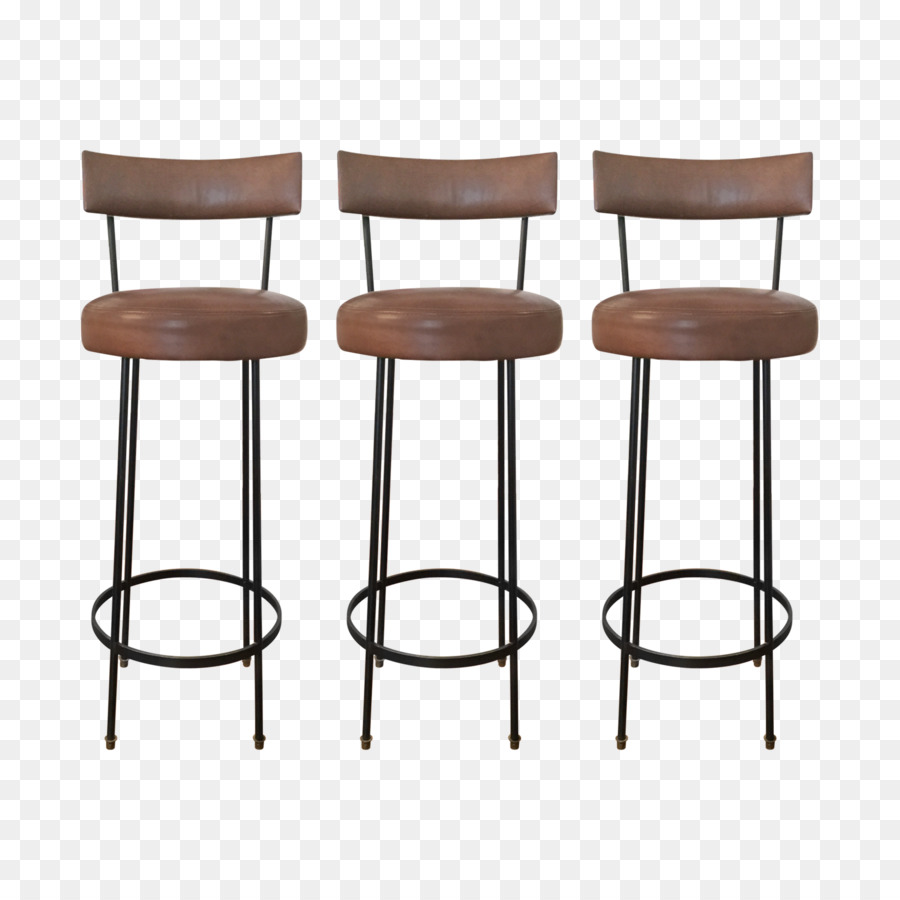 Mesa de Bar taburete Silla Negra de Cuero de Imitación (D8492 ...