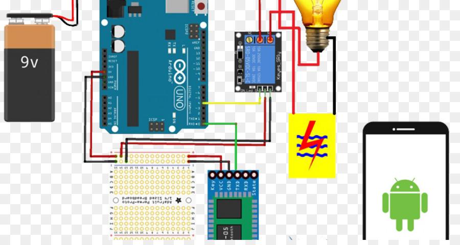 Arduino Microcontroller Electronic circuit Electronics Electrical ...