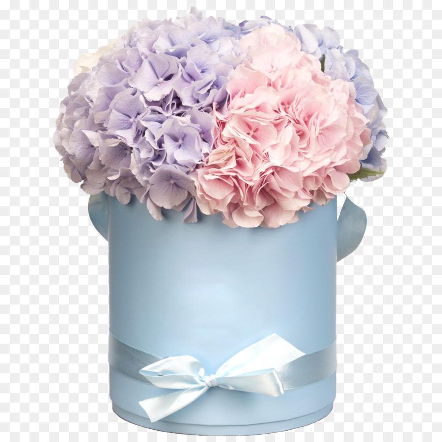 Dostavka Tsvetov Hydrangea Flower bouquet Cut flowers - flower png ...