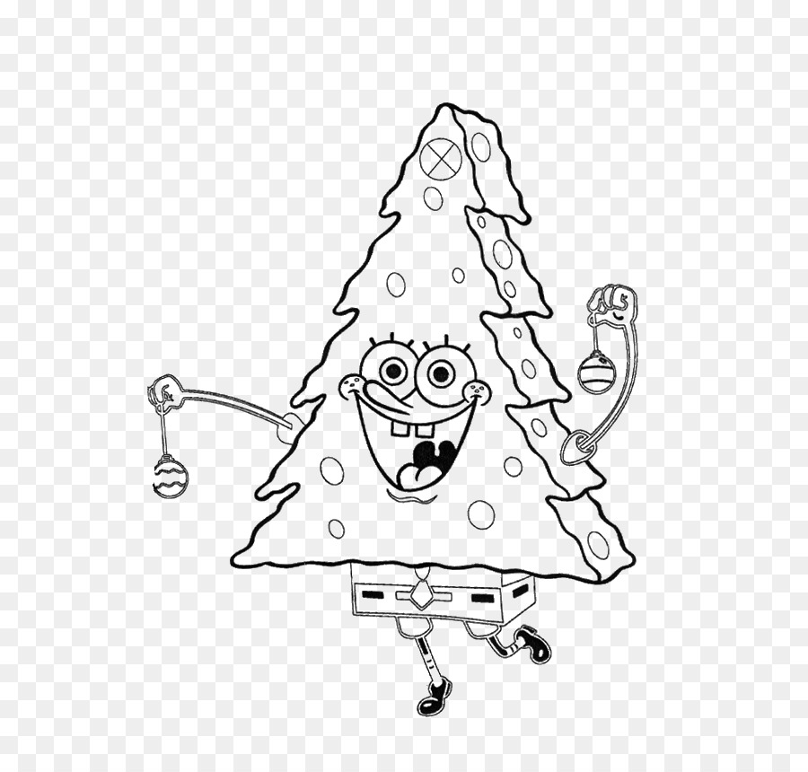 spongebob squarepants colouring pages coloring book christmas coloring pages christmas tree christmas tree
