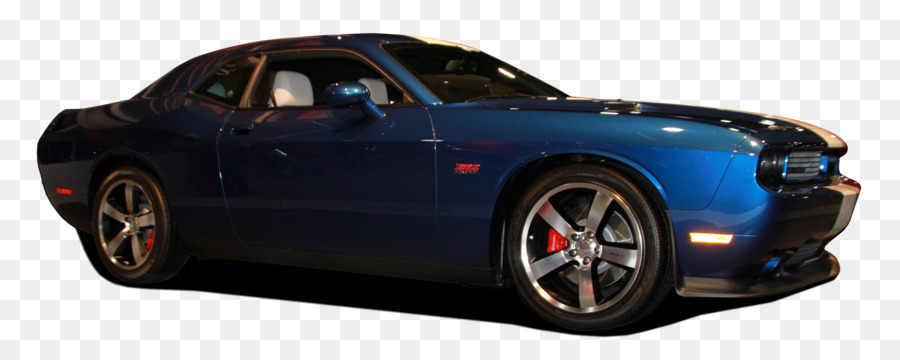 Sports Car Dodge Challenger Srt Hellcat 2018