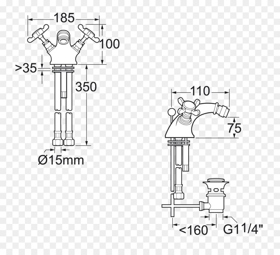 Thermostatic mixing valve Faucet Handles & Controls Plumbing ...