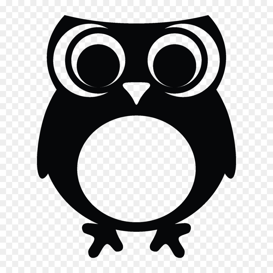 Owl With Big Eyes For Kids Room Decals Wall Stickers Mural Vinyl M0256 Clip  Art Wall Decal Beak   Owl Png Download   1875*1875   Free Transparent Owl  Png ...