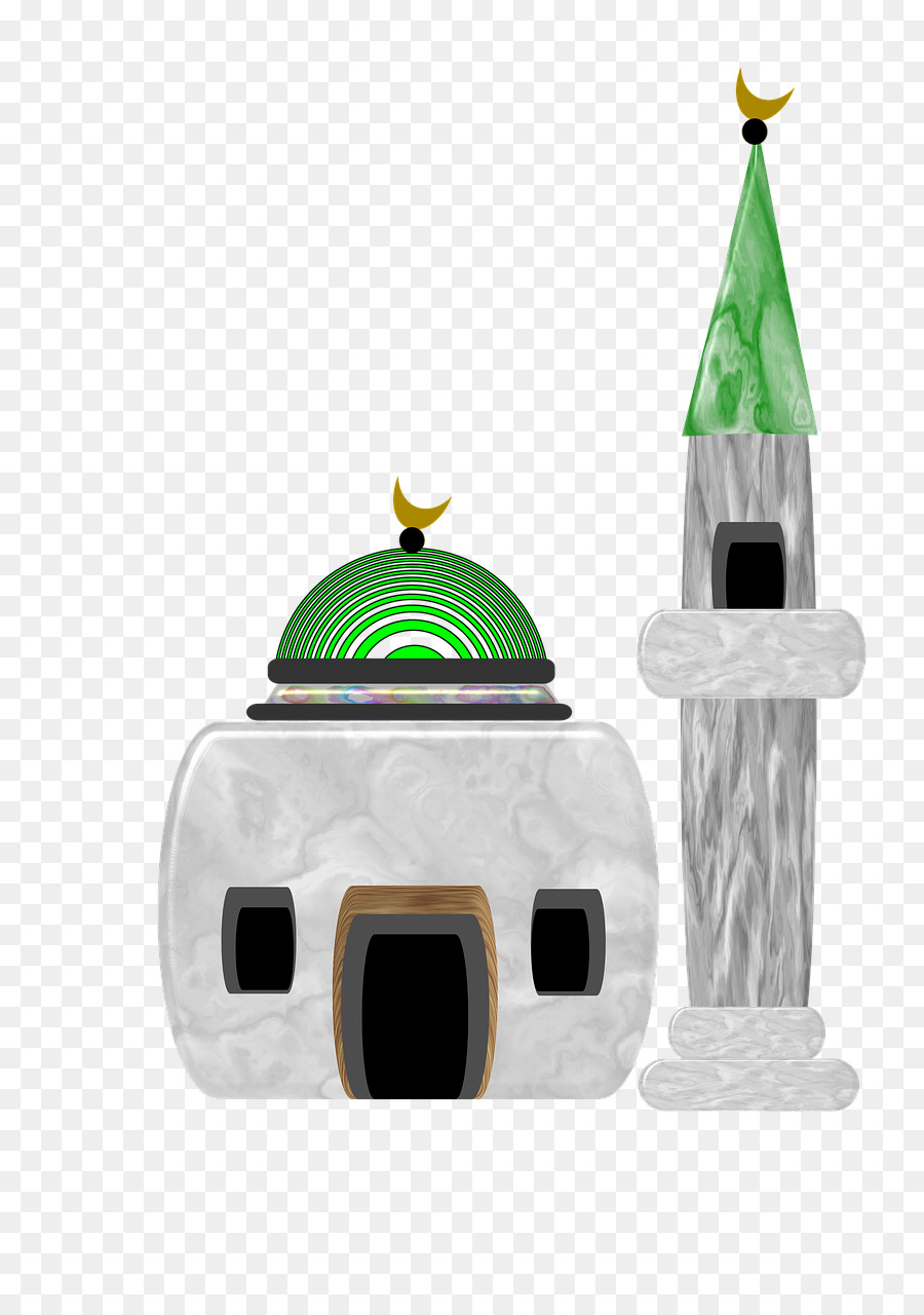 Kobe Mosque Great Mosque of Mecca Minaret Clip art - Islam png ...