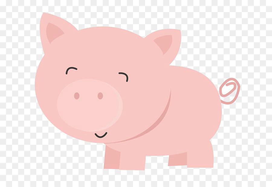 Cerdo Bauernhof Imagen De La Granja Para Niños Con