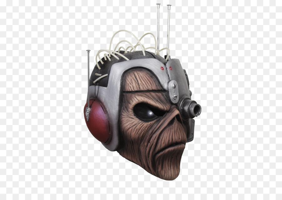 Maske Somewhere In Time Iron Maiden Eddie Killers Eddie Von Iron