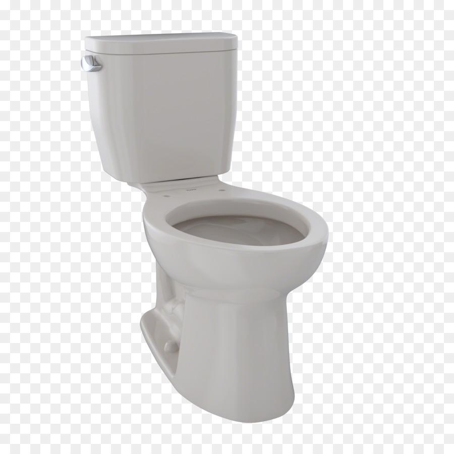 Toto Entrada 1.28 Gpf Elongated Two-Piece Toilet Finish Toto Ltd ...