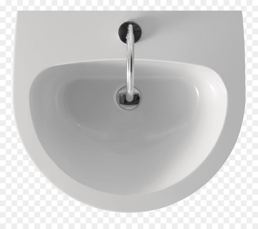 Sink Ceramic Bathroom Faucet Handles & Controls Kitchen - sink png ...
