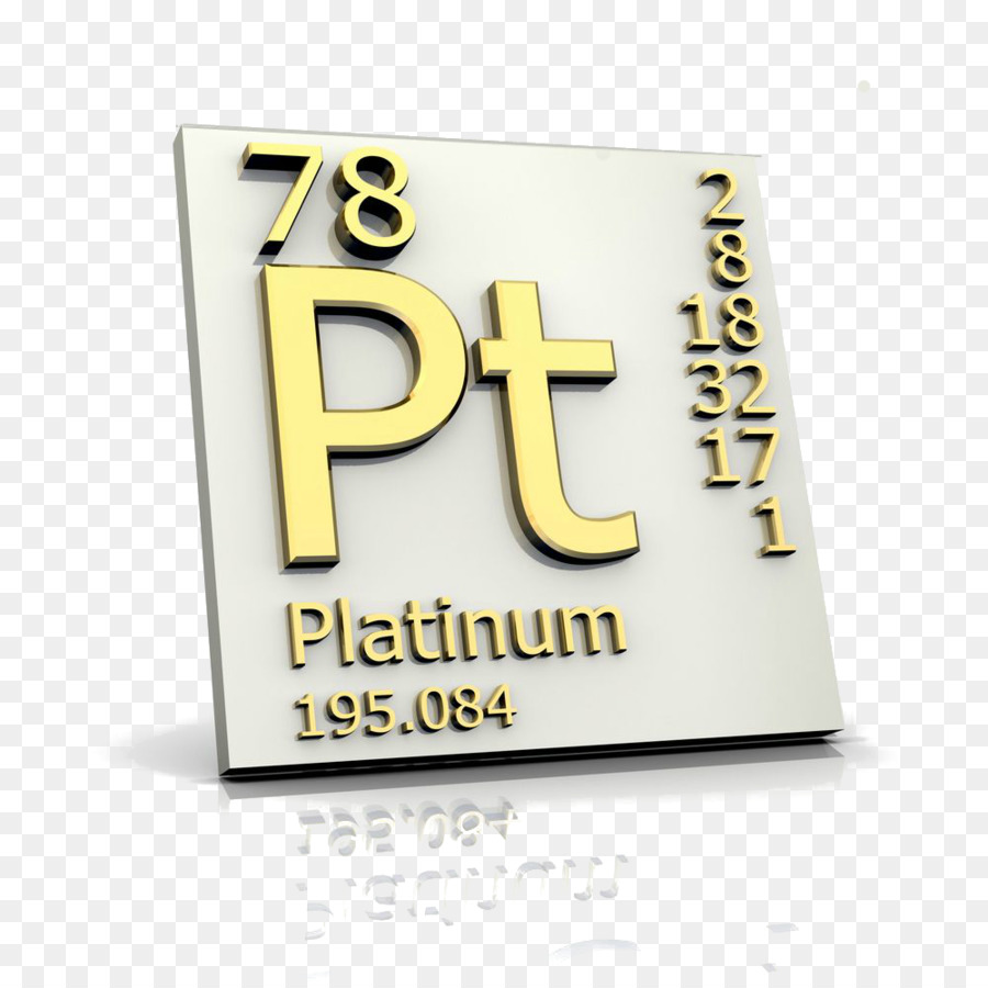 Lead 207 Metal Atomic Number Periodic Table Png Download 1000