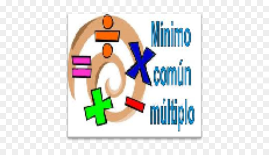 Least Common Multiple Multiplication Division Greatest Common